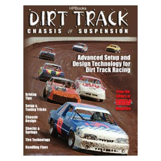 HP Books® - Dirt Track Chassis and Suspension Repair Manual