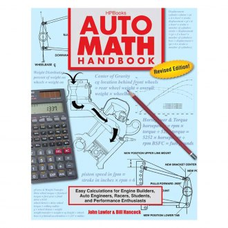 HP Books® - Auto Math Handbook