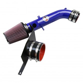 HPS® - Aluminum Short Ram Air Intake System with Red Filter