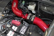 HPS® - Red Cold Air Intake