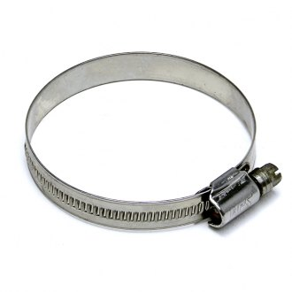 HPS® Silicone Hoses - Stainless Steel Embossed Coolant Hose Clamp Set