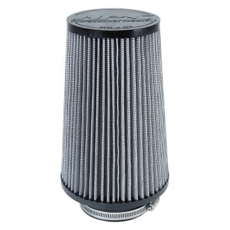 """Magnum Flow Pro 5R Oval Tapered Blue Air Filter 3.5/"""" F x 11 Air Filter/"""" BOL x"""
