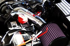 Air Intake by HPS Silicone Hoses®