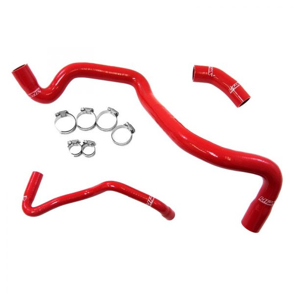 Red Silicone Hoses 82