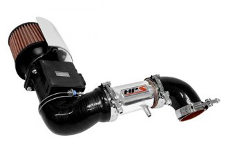HPS Silicone Hoses® - Short Ram Air Intake with Heat Shield