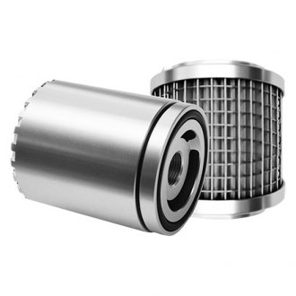 HUBB Filters® - Stainless Steel Reusable Oil Filter