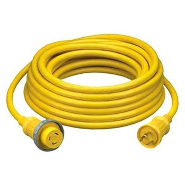 Hubbell® - 30A 25' Yellow Cord Set