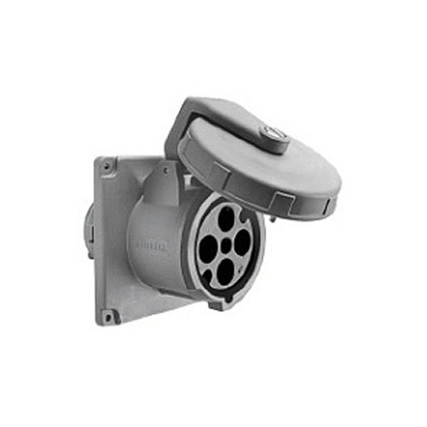 Hubbell® - 100A 125/250V 3P4W Dockside Receptacle