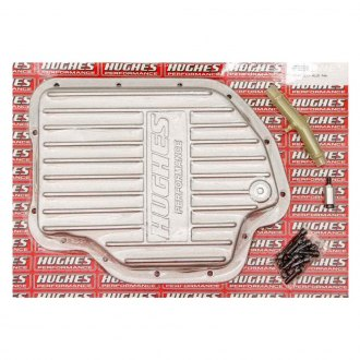 Hughes Performance® - Aluminum Transmission Pan