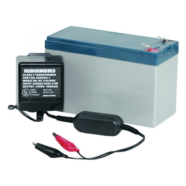 Humminbird® - GCBK Portable 7Ah Battery and Charger