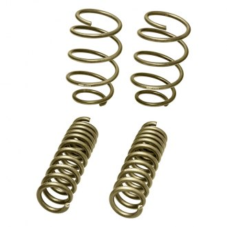 "Hurst Shifters® - 1"" x 1"" Elite Series™ Front and Rear Lowering Coil Springs"