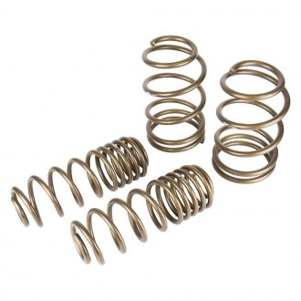 "Hurst Shifters® - 1"" x 1"" Elite Series™ Front and Rear Lowering Coil Spring Kit"