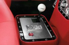 Hurst Shifters® - Shifter on Chevy Stepside
