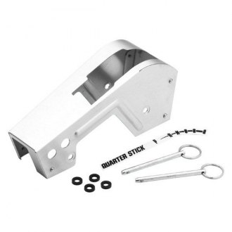 Hurst Shifters® - Quarter Stick Shifter Aluminum Cover Kit