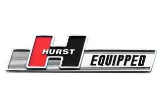 Hurst Shifters® - Hurst Equipped Emblem