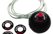Hurst Shifters® - Competition Shifter Knob with Built-In 12V Switch