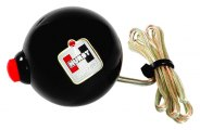 Hurst Shifters� - Sidewinder Black Shifter Knob with Hurst Logo