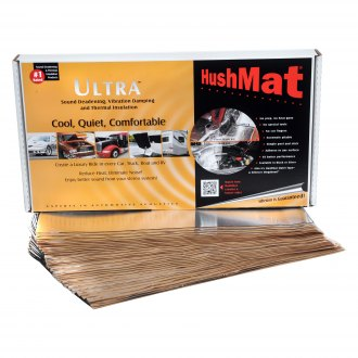 HushMat® - Silver Sound & Heat Insulation Bulk Kit