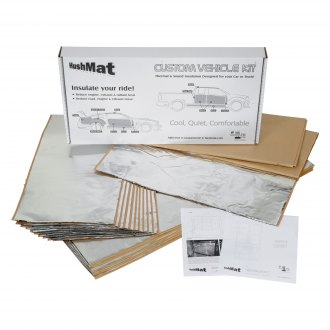 HushMat® - Complete Vehicle Insulation Kit