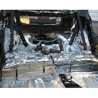 HushMat® - Floor Vehicle Insulation Kit