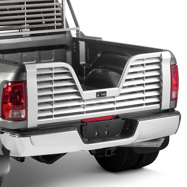 Image may not reflect your exact vehicle! Husky Liners® - 5th Wheel Tailgate