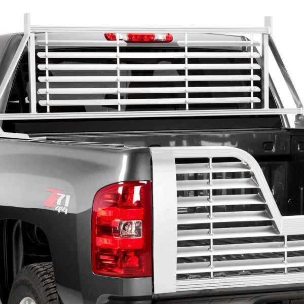 Image may not reflect your exact vehicle! Husky Liners® - Contractors Rack