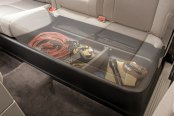 Image may not reflect your exact vehicle! Husky Liners® - GearBox™ Interior Storage System