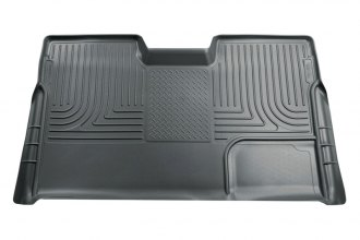 Husky Liners® 19332 - WeatherBeater™ Floor Liners (2nd Row, Gray)