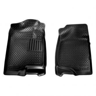 Husky Liners� 1st Row Floor Liner - Black