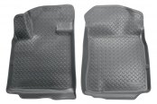 Husky Liners® - Classic Style™ Floor Liners - 1st Row, Gray