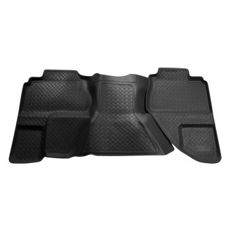 Husky Liners� 2nd Row Floor Liners - Black