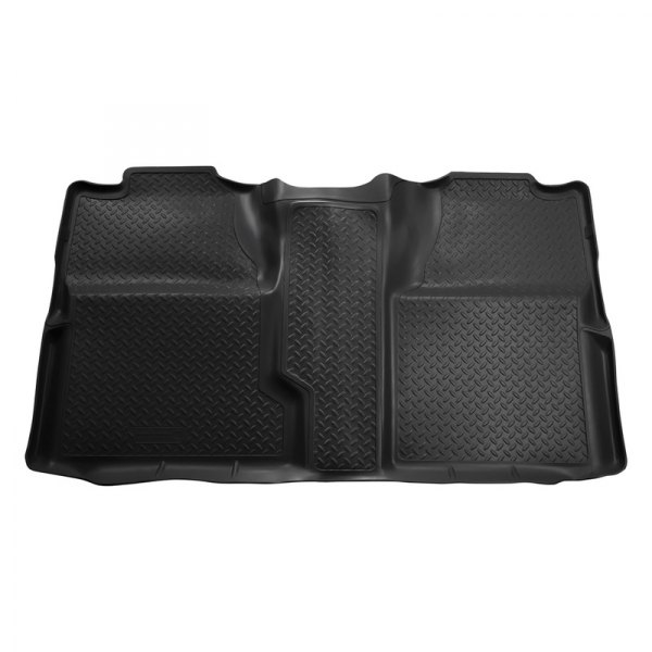 Husky Liners® - Classic Style™ Floor Liners - 2nd Row, Black