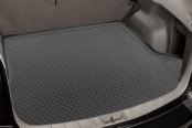 Image may not reflect your exact vehicle! Husky Liners® - Classic Style™ Cargo Liner - Gray