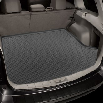 Image may not reflect your exact vehicle! Husky Liners® - Classic Style™ Cargo Liner, Gray