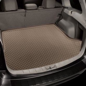 Image may not reflect your exact vehicle! Husky Liners� - Classic Style� Cargo Liner - Tan
