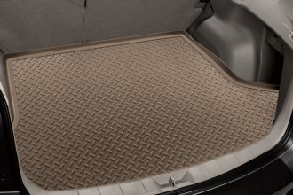 Image may not reflect your exact vehicle! Husky Liners® - Classic Style™ Tan Cargo Liner