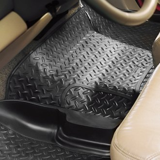 Image may not reflect your exact vehicle! Husky Liners� - Classic Style� Center Hump Area Floor Liner - Black