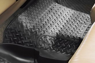 Husky Liners® 82451 - Classic Style™ Floor Liners (Center Hump Area, Black)