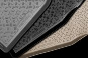 Husky Liners® - Classic Style™ Floor Liners, Samples