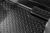 Husky Liners® - Classic Style™ Floor Liners, Diamond Pattern