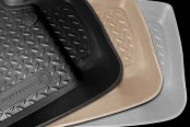 Husky Liners® - Classic Style™ Floor Liners, Color Samples