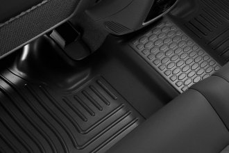 Husky Liners® 19331 - WeatherBeater™ Floor Liners (2nd Row, Black)