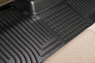 Husky Liners® 19761 - WeatherBeater™ Floor Liners (3rd Row, Black)