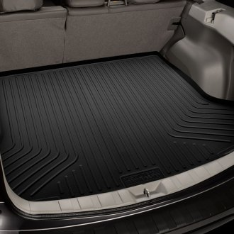 Husky Liners® - WeatherBeater™ Black Cargo Liner (Behind 2nd Row)