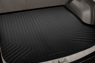 Husky Liners® 22021 - WeatherBeater™ Cargo Liner (Behind 2nd Row Seat, Black)