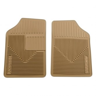 Husky Liners� Heavy Duty 1st Row Floor Mats - Tan