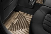 Image may not reflect your exact vehicle! Husky Liners� - Heavy Duty 2nd Row Floor Mats - Tan