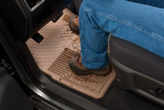 Husky Liners� - Heavy Duty Floor Mat - in Use