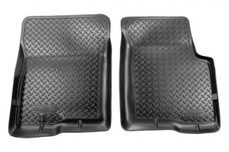 Husky Liners® 30231 - Classic Style™ Floor Liners (1st Row, Black)