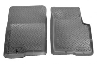 Husky Liners® 34062 - Classic Style™ Floor Liners (1st Row, Gray)